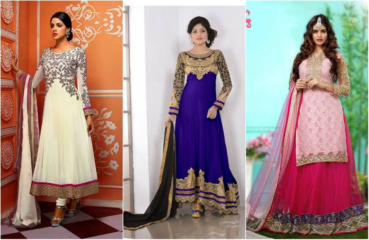 #Gorgeous Beige & Green Salwar Kameez, Glamorous Pink Lehenga Choli, Flamboyant Royal Blue Salwar Kameez!!   Make the Heads Turn Whenever You #Dress Up In This #Stunning Gorgeous Beige & Green Salwar Kameez. This Gorgeous Dress Is Showing Some Remarkable Embroidery Done With Lace Resham Work.   bit.ly/1rdGtvj