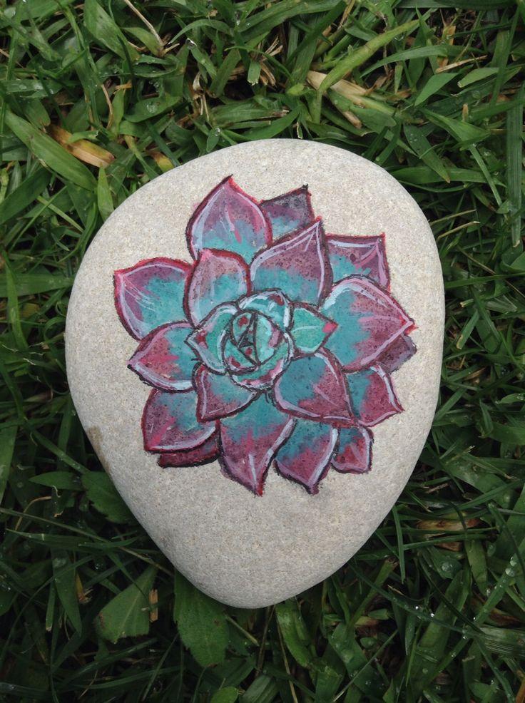 Crasa sobre piedra