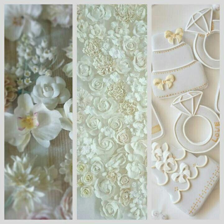 White clayart