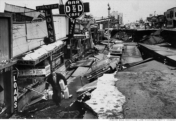 1964 alaska earthquake photos | The 1964 Alaska Earthquake and Tsunami: Olympic Peninsula Impact ...