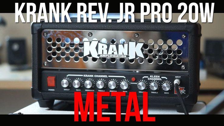 Krank Rev. Jr Pro 20W - Metal
