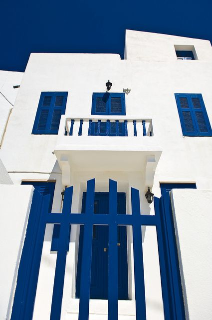 My cousin's home in Nisyros