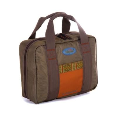 Fishpond Road Trip Fly Tying Kit Bag - Now this is a great looking fly tying kit bag!