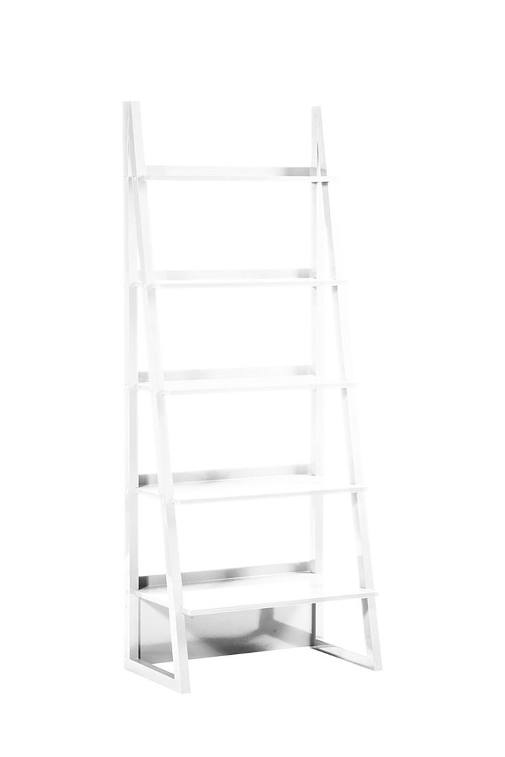 Freestanding Ladder Shelf R1200 8204010785001 L71.5xW50xH180 cm