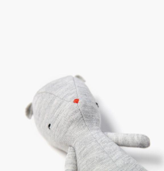 Poupée Louis Rousskine / Louis doll Rousskine / Baby nursery / Kids room decor / Bear
