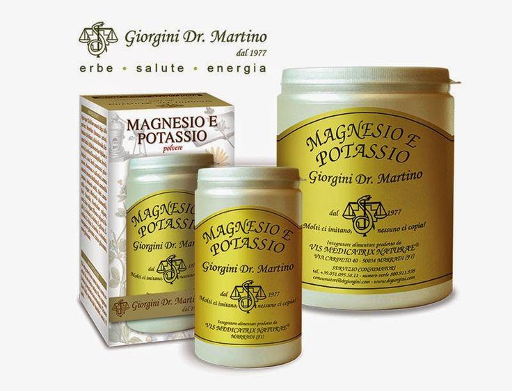 Prodotti da Testare: Problemi di stanchezza? Magnesio e Potassio Dr. Gi...