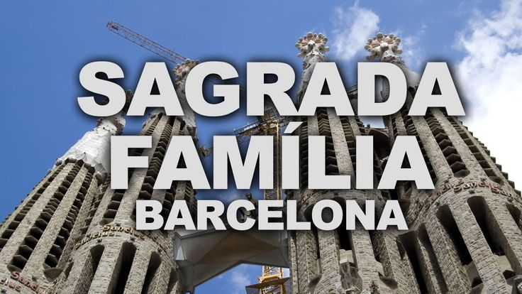 La Sagrada Família, is a large Roman Catholic church in Barcelona, Spain, designed by Catalan architect Antoni Gaudí. Although incomplete, the church is a UNESCO World Heritage Site.
