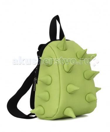 MadPax Рюкзак Rex Mini  — 3234р. -------------------------------  Рюкзак Rex Mini MadPax  А теперь, давайте поговорим о маленьких вместительных монстриках, которые приведут в восторг беззаботных детишек в возрасте от 2-х лет, а заодно решат проблему родителей с хранением всякой мелочи, как например, запасной футболки с любимым героем мультфильма, карандашами и другими мелкими, но не менее необходимыми личными вещами малышей.   Маленькие динозаврики уже в пути! Не упустите шанс порадовать…