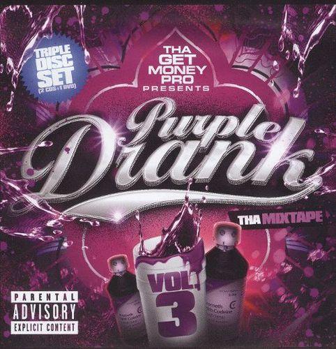 Purple Drank: Tha Mixtape, Vol. 3 [CD & DVD] [PA]