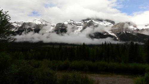 Somewhere in Alberta