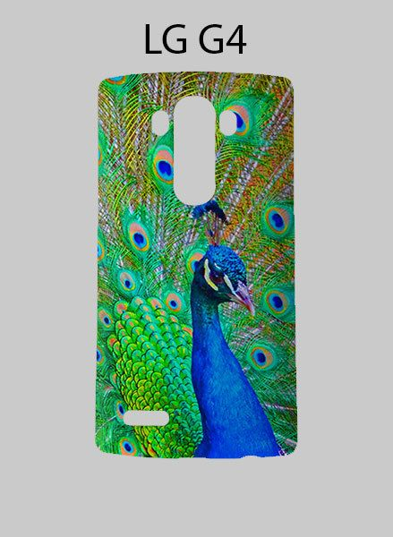 Peacock LG G4 Case Cover