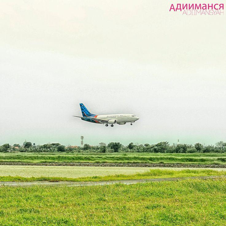 Juanda International Airport. Surabaya, Indonesia.