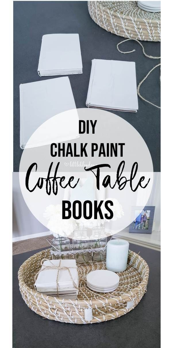 From Old Garage Books To New Cute Coffee Table Super Easy Diy Project For Your Or Staging So Budget Friendly