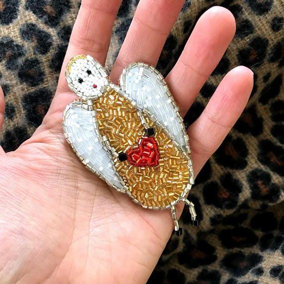 Angel broochAngel jewelryChristmas JewelryChristmas