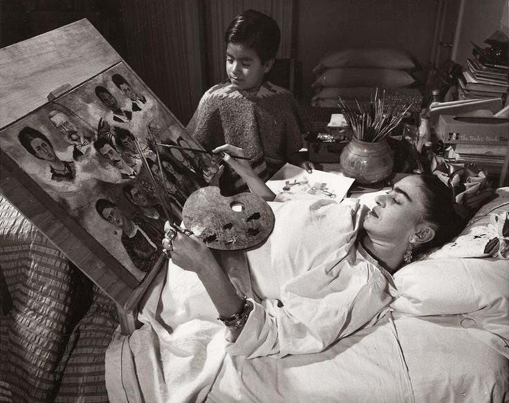 Фрида Кало смерть, живопись картины сильная женщина Фриды Кало