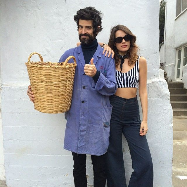 Devendra Banhart and ana kras