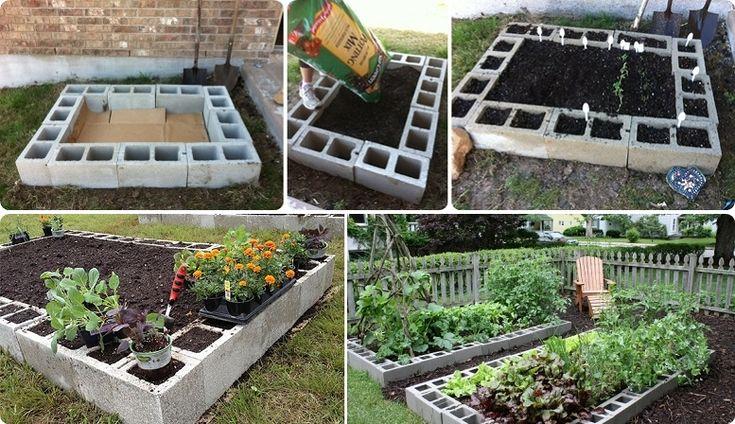 Tuğlalar ile Bahçe Dekorasyonları Canim Anne  http://www.canimanne.com/tuglalar-ile-bahce-dekorasyonlari.html