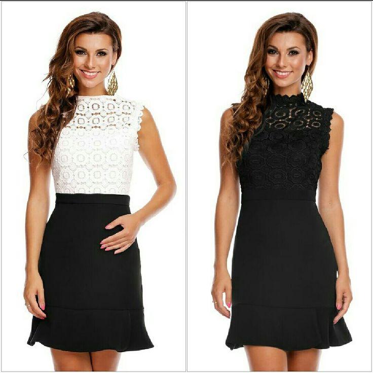 Trendy Lace Jurken  Emeral Beautylife  www.emeralbeautylife.nl  #fashion #kleding #trend #jurkje #zomer #bruiloft #outfits #women #fashionista #emeral