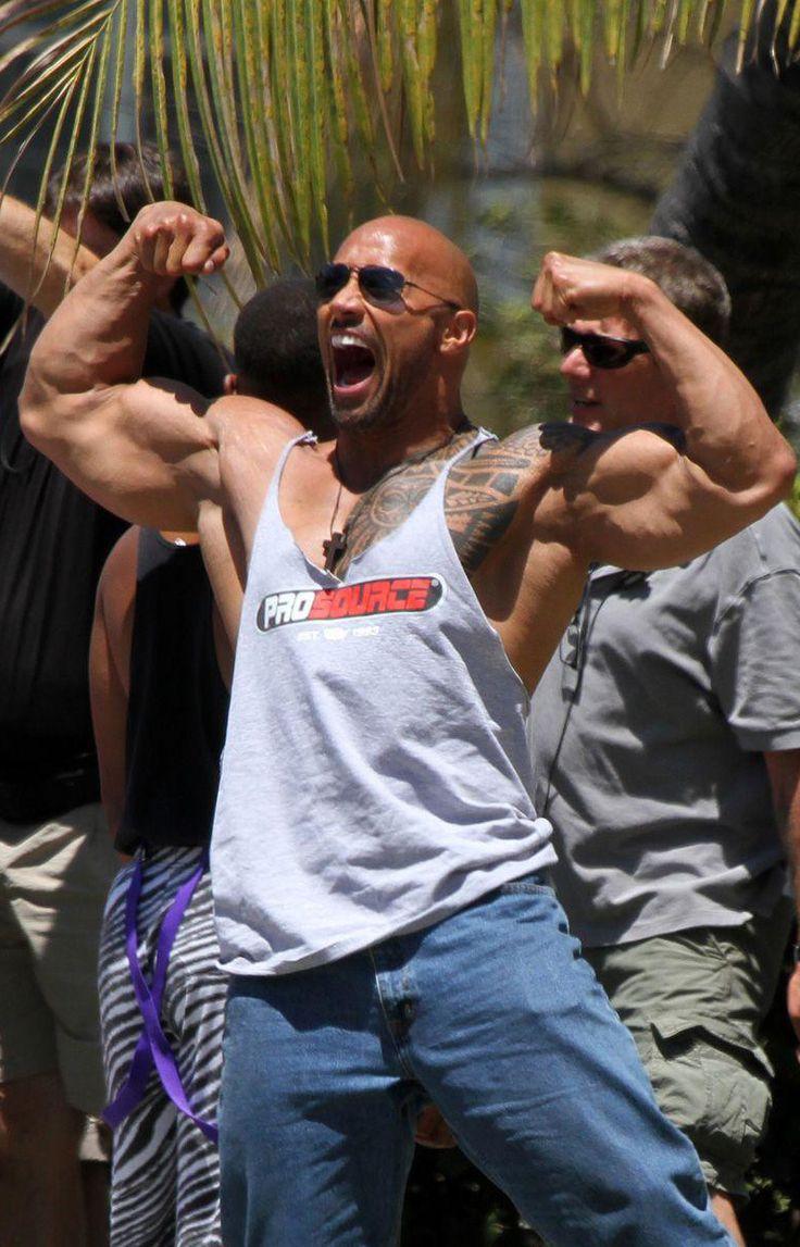 Dwayne johnson dwayne johnson workout the rock workout