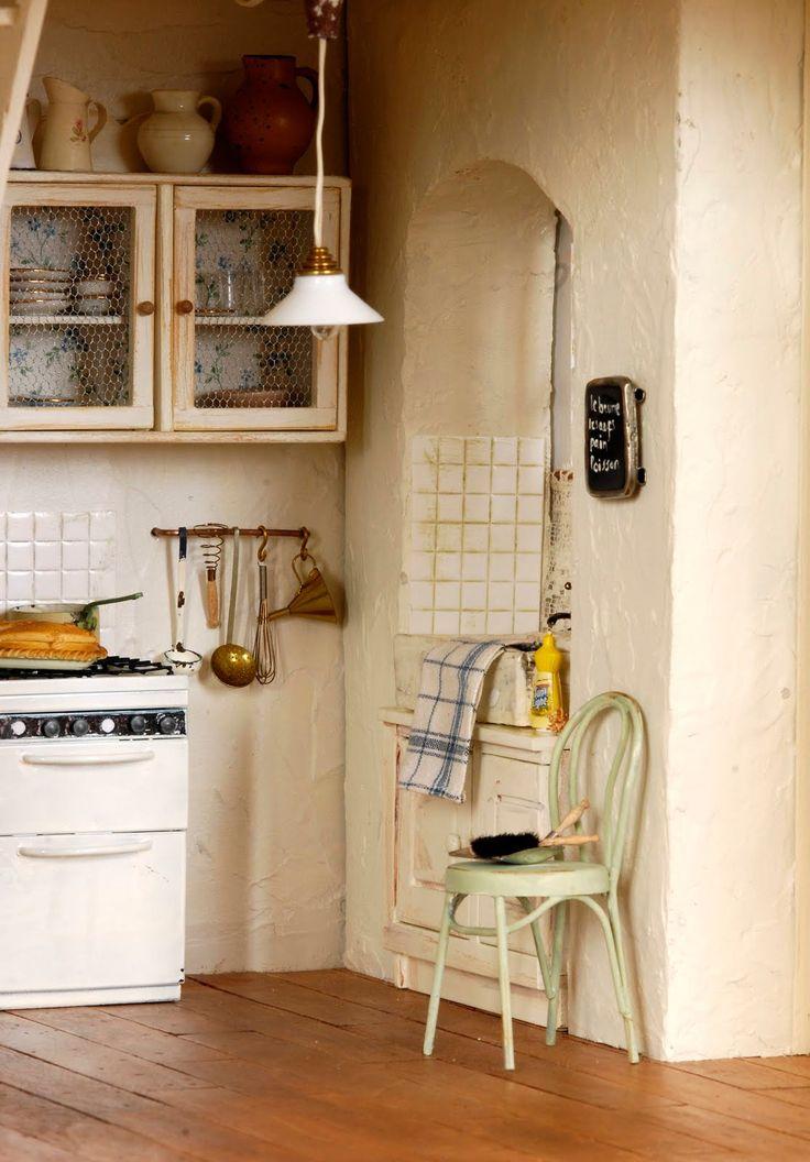 coosy kitchen...Gourmetillo Loves !!!