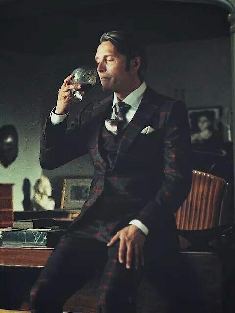 Hannibal. ...best suit yet!