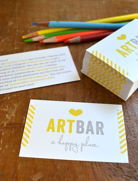 122 best business cards images on pinterest business cards art bar calling cards reheart Image collections