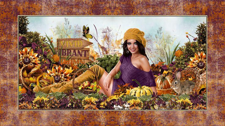 Adrienne´s Designs: Alena/Autumns Cry