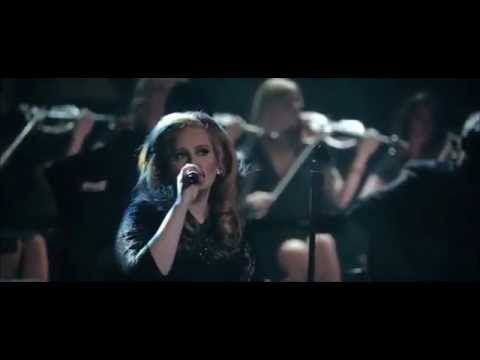 ▶ Adele Love Song Live At The Royal Albert Hall - YouTube