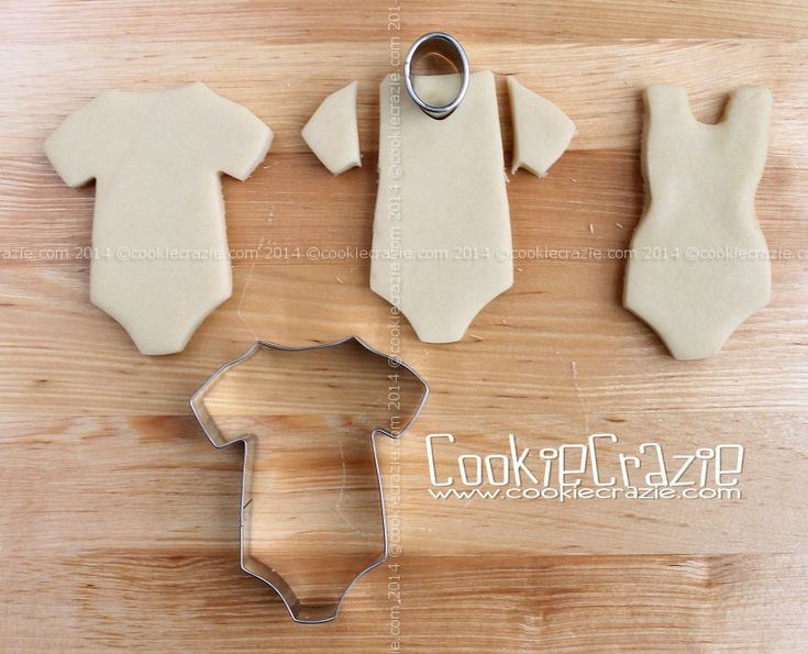 bathing suit cookie with onesie - Google Search