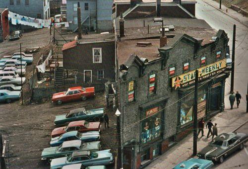 Fred Herzog : Halifax, 1969.