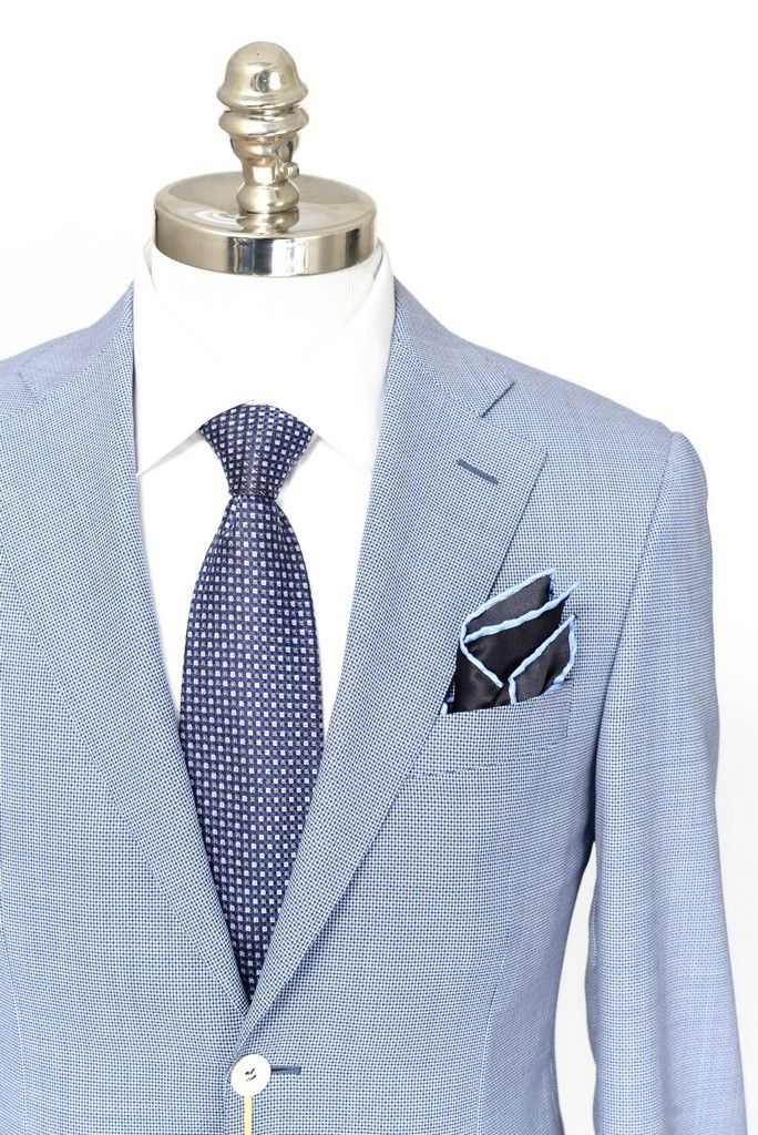 CANALI 1934 Gray Houndstooth Wool 2Btn Sport Coat  |  Get in there! http://www.frieschskys.com/blazers  |  #frieschskys #mensfashion #fashion #mensstyle #style #moda #menswear #dapper #stylish #MadeInItaly #Italy #couture #highfashion #designer #shopping