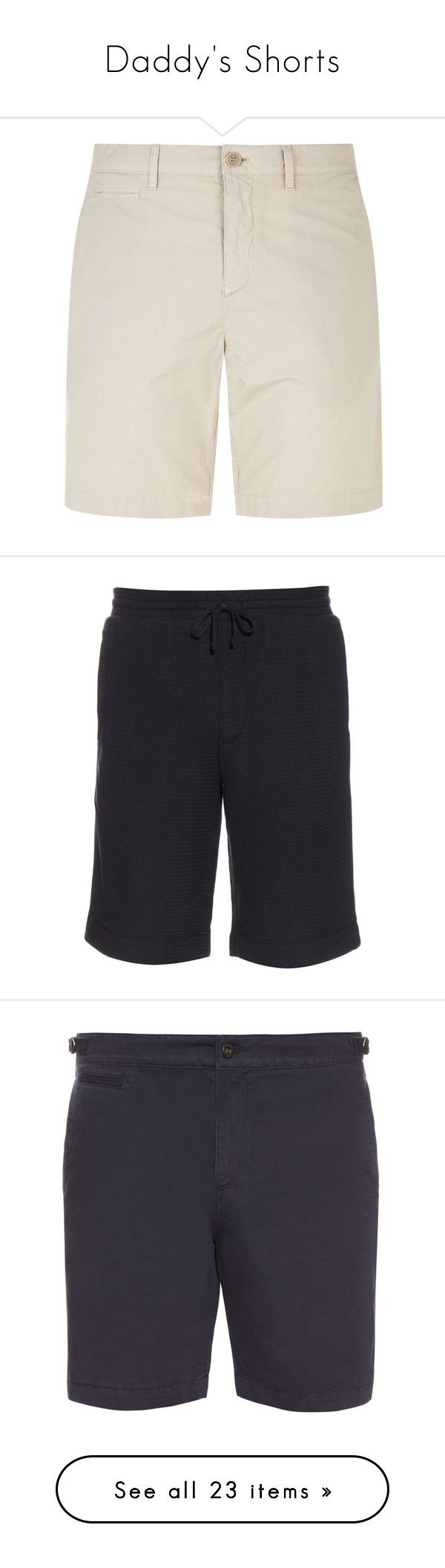 """Daddy's Shorts"" by xoxomirah ❤ liked on Polyvore featuring men's fashion, men's clothing, men's activewear, men's activewear shorts, porsche design, men's shorts, burberry mens clothing, mens chino shorts, slim fit mens clothing and mens military shorts"