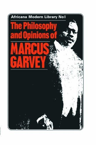 The Philosophy and Opinions of Marcus Garvey: Africa for the Africans (Cass Library of African Studies) by Amy Jacques Garvey,