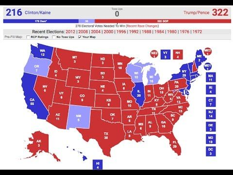 Best Electoral College Map Ideas Only On Pinterest - District map us election 2012