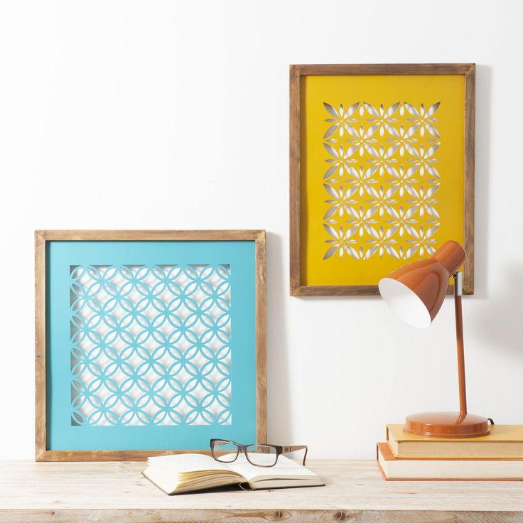 emejing cadre photo pele mele maison du monde ideas - design