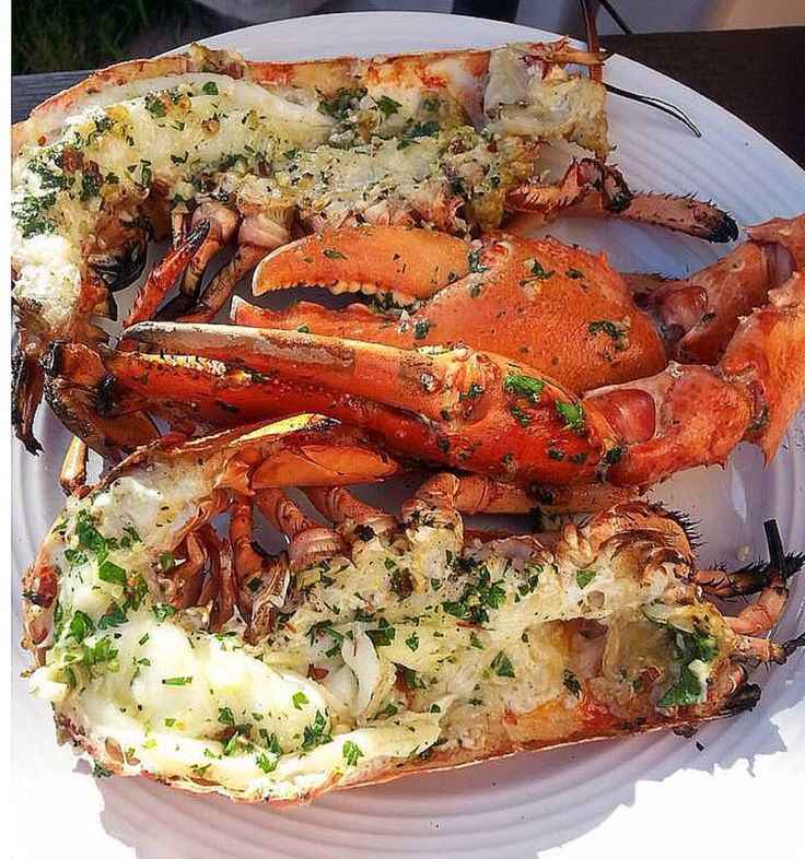... butter melted garlic and more grilled lobster lobsters articles