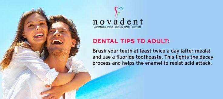 Brush daily twice a day wiil help your teeth to prevent from decay #decay #dental http://www.novadenttly.com/