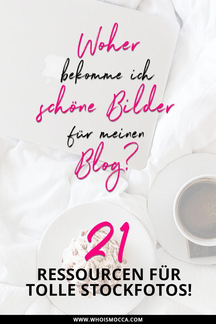 Blogger Tipps: Woher bekomme ich Bilder für meinen Blog? Diese Frage beantworte ich heute auf meinem Fashion Blog.