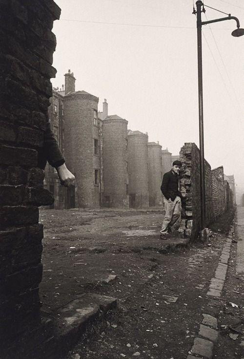 Lewis Morley  Gorbals, Glasgow, 1964