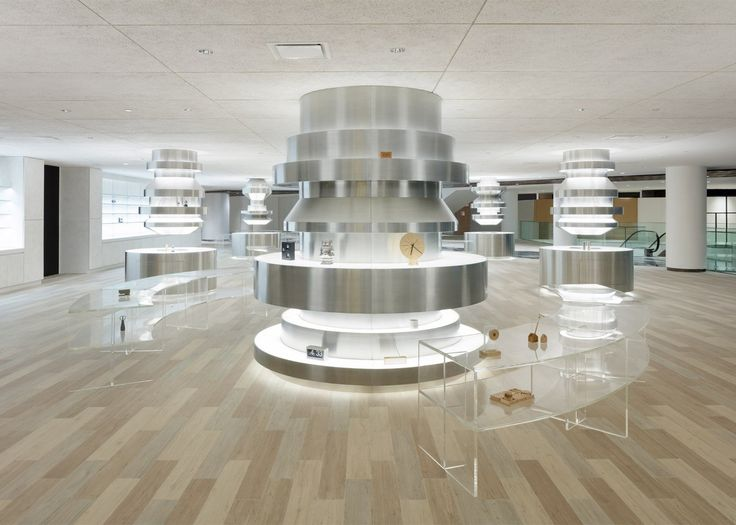 Retail Architecture: Siam Discover shopping centre in Bangkok by Nendo
