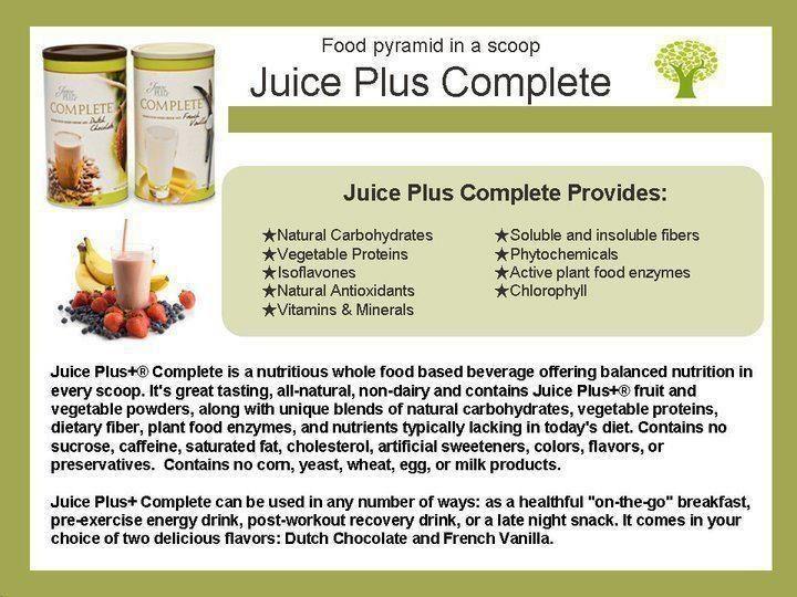 90 best Juice Plus+ images on Pinterest | Healthy eating