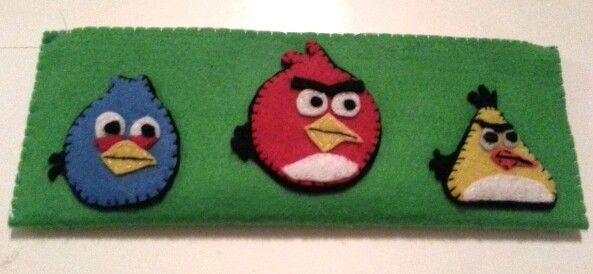 Angrybirds pencilcase