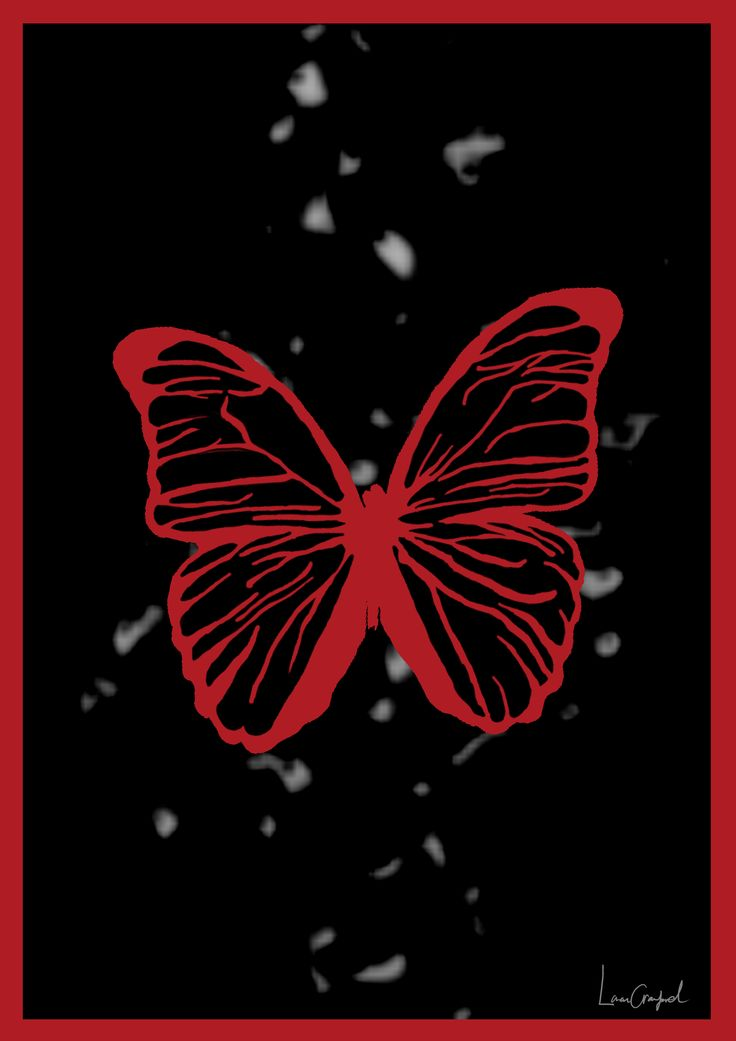Butterfly - Design by Loren Crawford