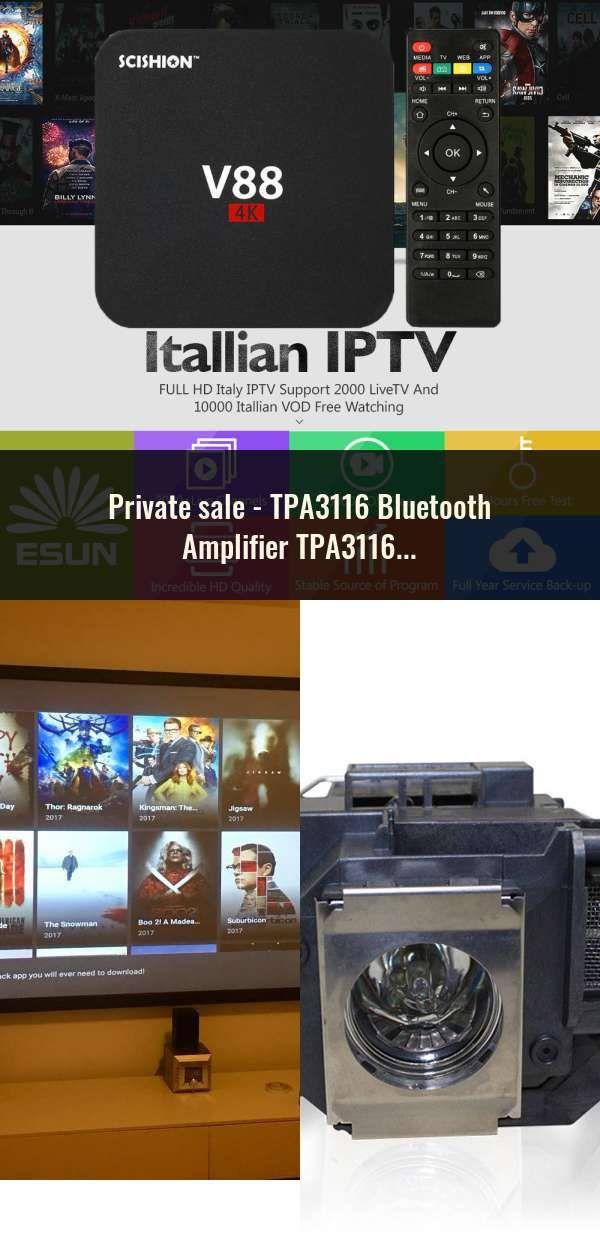 TPA3116 Bluetooth Amplifier TPA3116D2 2 1 Subwoofer