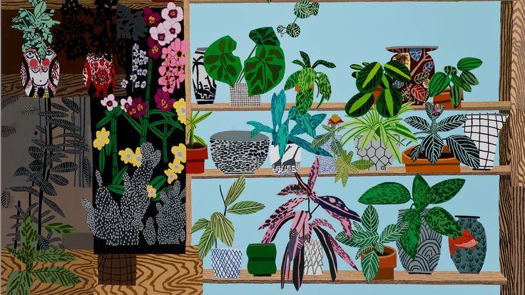 Museum Voorlinden presenteert van 30 september 2017 tot en met 7 januari 2018 een duo-tentoonstelling van het echtpaar Shio Kusaka (1972) en Jonas Wood (1977). Het is hun eerste gezamenlijke show in Europa. Wood, een Amerikaanse schilder uit Boston en Kusaka, een keramist uit Japan, wonen en werken in Los Angeles. Voorlinden laat het Nederlandse …