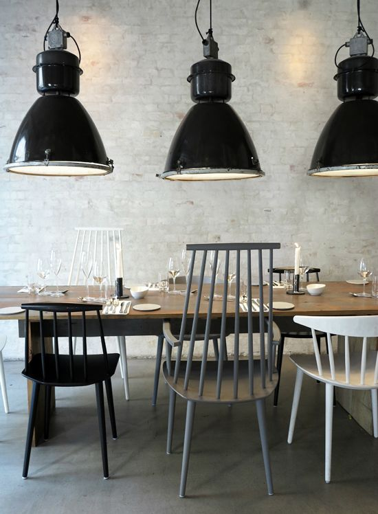 scandinacian industrial living room idea http://theolivetreeshop.co.uk/lighting/ceiling-lights/large-factory.html