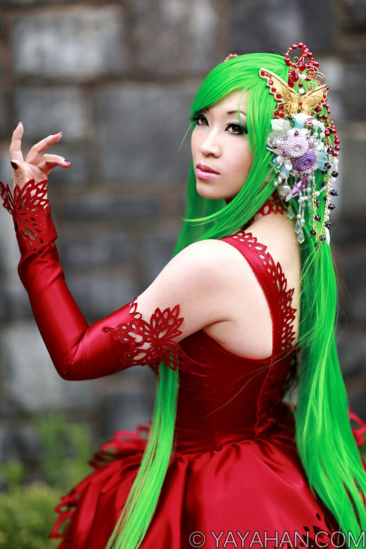 Calendar Costume Ideas : Best cos play yaya han images on pinterest