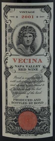2001 Bond Vecina