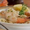 Without a doubt, Shrimp Scampi is shrimp at its best. Why? 'Cause it's bathed in butter, garlic, lemon, and parsley, that's why!
