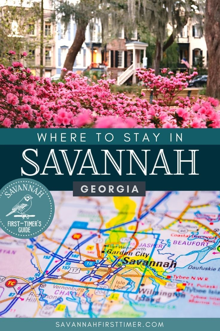 Where To Stay In Savannah Ga Usa In 2021 Georgia Travel Guide North American Travel Southern Travel
